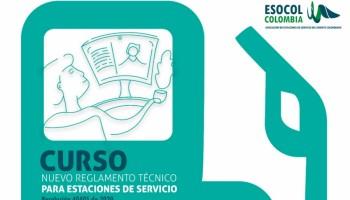 Curso nuevo reglamento técnico para estaciones de servicio
