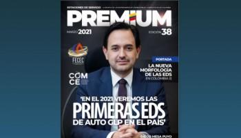 Revista Premium Edición Nº38